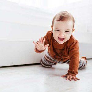 El desarrollo infantil durante los primeros 3 años